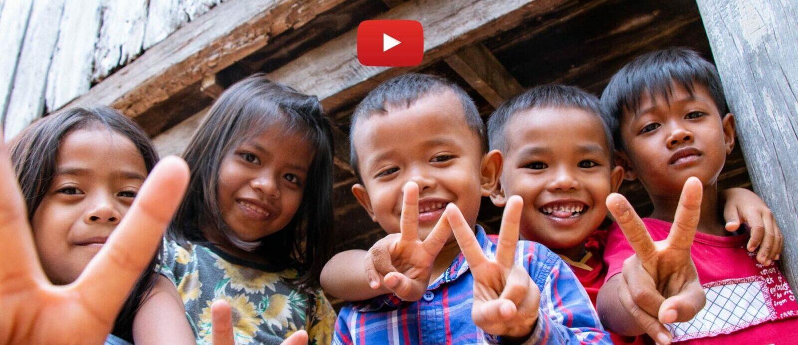 Hilfe in Kambodscha